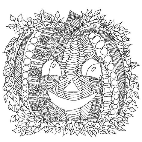 zentangle pumpkin printable 1000 images about coloring printable masks on pinterest
