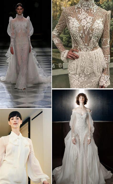 Wedding 2018 Trends by Trend Alert 2018 Wedding Dress Trends The Bijou