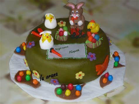 g 226 teau de p 226 ques pour l 233 cole easter cake mes petits g 226 teaux rigolos