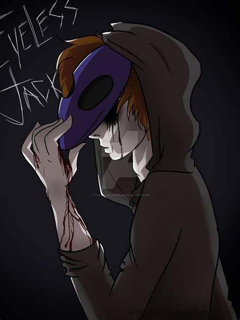imagenes de eyeless jack anime anime creepypasta eyeless jack www pixshark com images