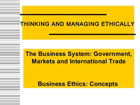 Business Ethics Ppt For Mba by Ethics Slides For Ethical Decioin Theories In