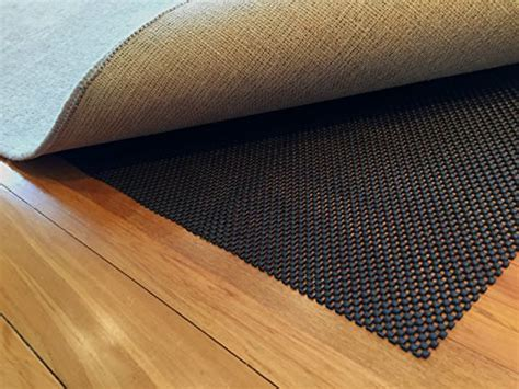 Rug Slide Stoppers by Rug Pad Non Slip Stop Slipping With This Large Premium