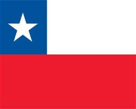 bandera de chile plantilla powerpoint plantillas