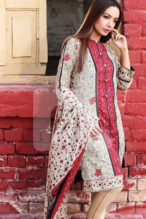 Nisha Moda 01 nishan linen summer lookbook 2016 2017 lawn suits designs designer summer lawn dresses