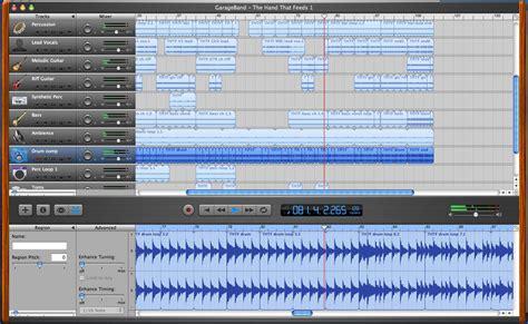 Garageband Podcast Template Ianmjones Nin Offers New Single In Garageband Format