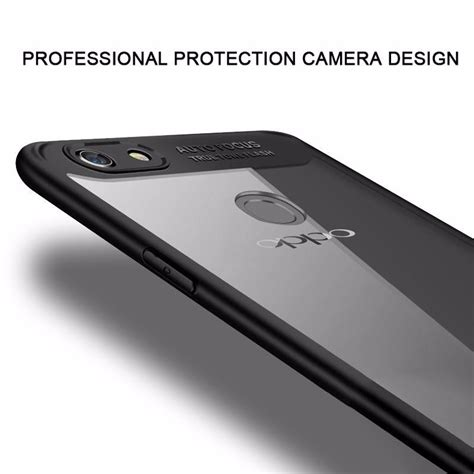 Oppo F5 Ipaky Soft Silicone Bumper Back Cover Casing Transparant vaku 174 oppo f5 kowloon series top quality soft silicone 4
