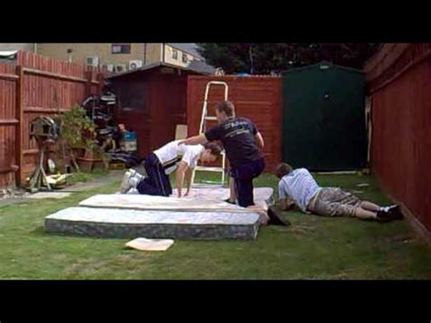 backyard wrestling gone wrong backyard wrestling gone wrong bdw youtube