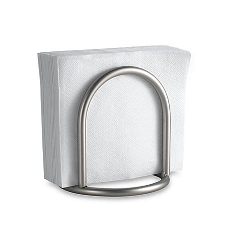 bathroom napkin holder spectrum euro napkin holder bed bath beyond