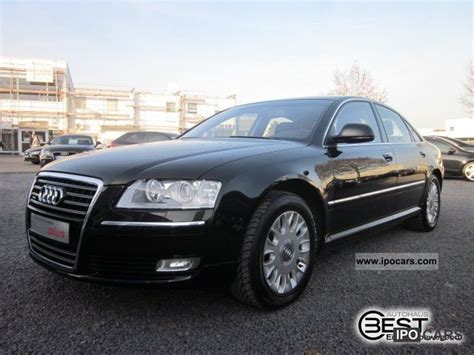 how cars run 2008 audi a8 navigation system 2008 audi a8 4 2 fsi air suspension leather navigation system xenon car photo and specs