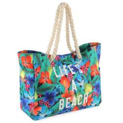 Birthday Delivery Ideas Summer Odyssey Floral Beach Bag