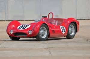 Maserati Tipo 61 Update Maserati Birdcage At Mecum Isn T A It S A