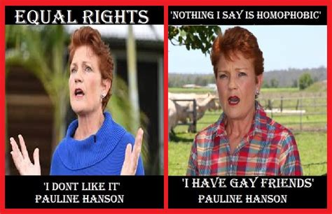 Pauline Hanson Memes - drop bear growls its trash day pauline hanson