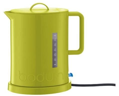 Kitchenaid Kettle And Toaster Bodum Ibis Cordless Electric Water Kettle In Green 8