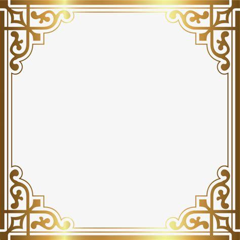 html imagenes sin borde cartoon borde dorado cartoon patron decorativo l 237 nea