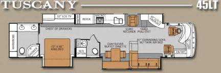 motorhome floor plans class a the 26 foot motorhome floor plans windsport motorhomes