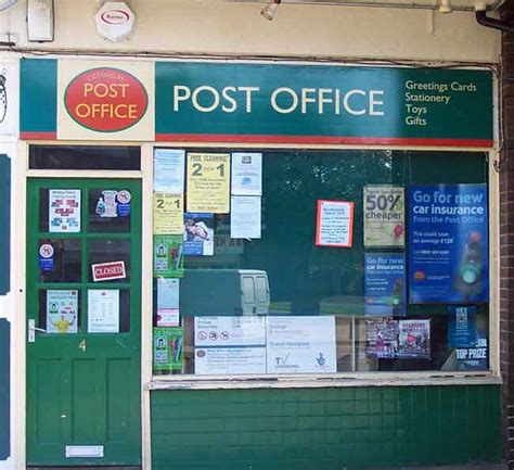 cottingley post office in cottingley