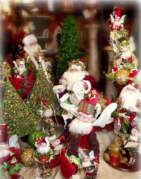 71 best fairies elves santas images on