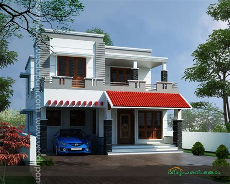 Kerala Style House Plans With Cost by Low Cost Kerala House Design Kerala House Models Low Cost