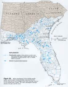 ha 730 g floridan aquifer system ground water flow