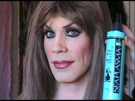 Cross Dresser Makeup by Crossdresser Makeup Tutorial Pt 9 Finishing Touch Avi