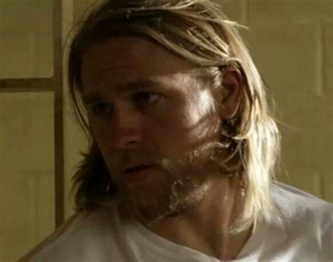 jax tellers long hair jax teller love his hair in this make up looks
