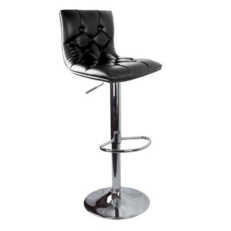 6 adjustable hydraulic barstool swivel bar stool white 6 barstool swivel bar stool black elegant leather modern
