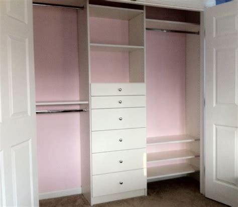 Closet With Dresser Inside by Small Closet Dresser Bestdressers 2017