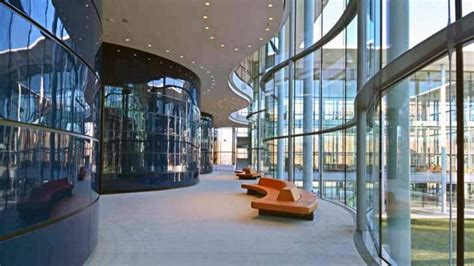 Yale Som Mba by Yale School Of Management By Foster Partners