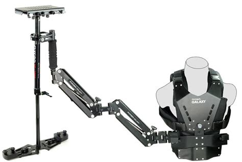 flycam stabilizer steadicam vest arm flycam galaxy stabilizer arm vest
