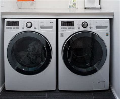 Countertop Washers by Diy Laundry Room Countertop Washer Dryer