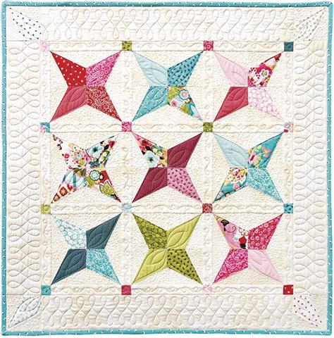 Quilt In A Day Quilt In A Day 4 1 2 Quot On Point Ruler Includes Free Pattern