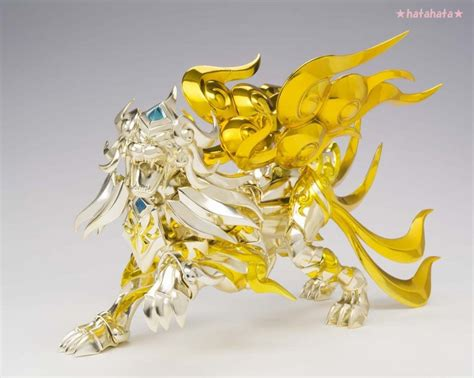 Leo Aiolia God Cloth Scm Seiya Cloth Myth Ex Sog new bandai seiya cloth myth ex soul of gold leo