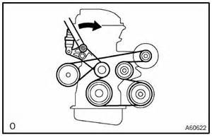 Pontiac Vibe Serpentine Belt Tips On Changing The Drive Belt Genvibe Community For