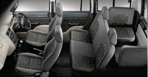 tata sumo seating capacity tata sumo gold interior seating arrangement top view