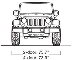 jeep front drawing 1000 images about it s a jeep thing on pinterest jeeps