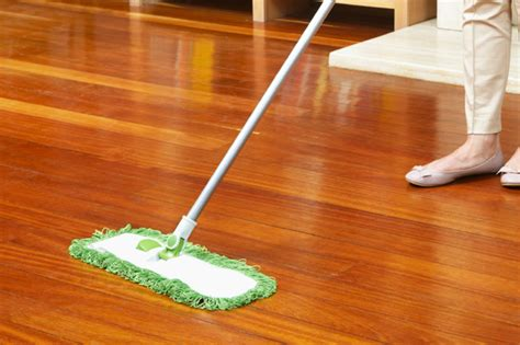 advice on how to clean your laminate floor