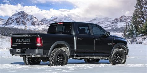 2018 ram trucks 2018 ram 1500 and hd truck lineup what s new and what s