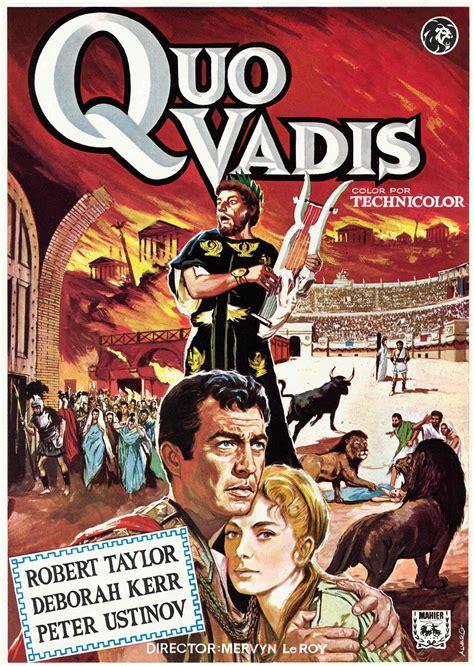 film gratis quo vadis quo vadis quo vadis 1951