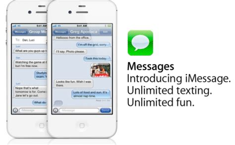 what is imessage