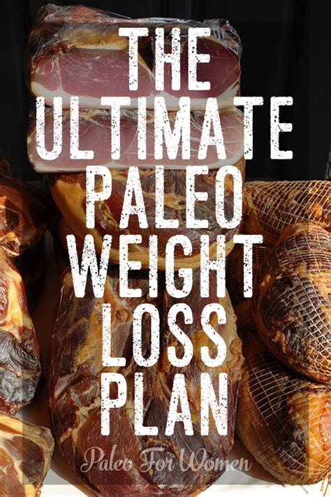 weight loss on paleo the ultimate paleo weight loss plan paleo for