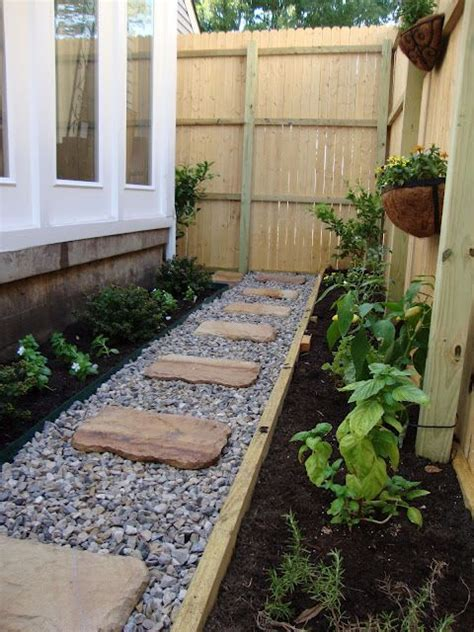 Side House Garden Ideas Idea For The Side Yard Garden