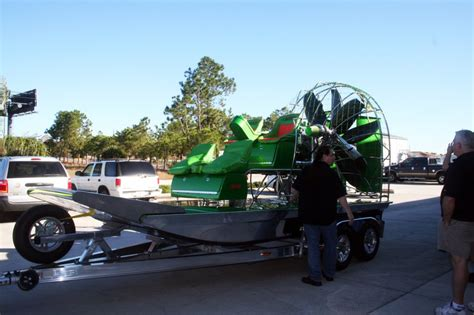 v8 fan boat air boat with a 2 500 hp twin turbo v8 engine swap depot