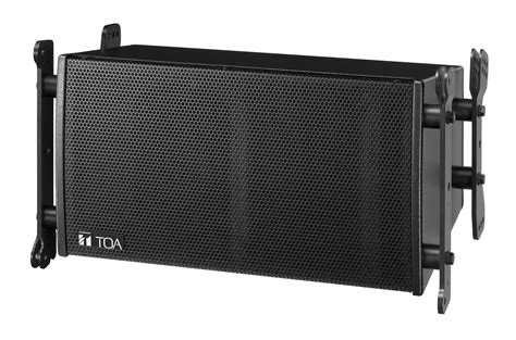 Speaker Toa Array toa sr c8s line array speaker