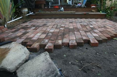 A Patio by Diy Deck 5 Simple Steps For A Stunning Backyard Patio