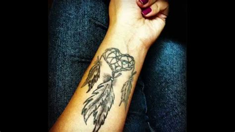 dreamcatcher tattoo kochi 40 mysterious photos of dreamcatcher tattoos youtube