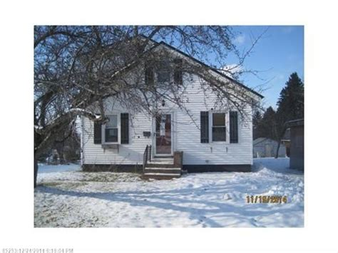 houses for sale in presque isle maine 82 dudley st presque isle maine 04769 bank foreclosure info reo properties and