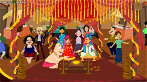 Indian Wedding Animation by Games2win Launches The Great Indian Arranged Marriage