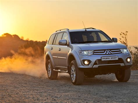 mitsubishi pajero sport 2014 2014 mitsubishi pajero sport specs and price cars co za