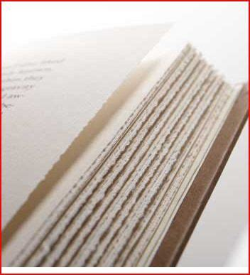 How To Make Deckle Edge Paper - who wants deckle edge paper books libs scripts
