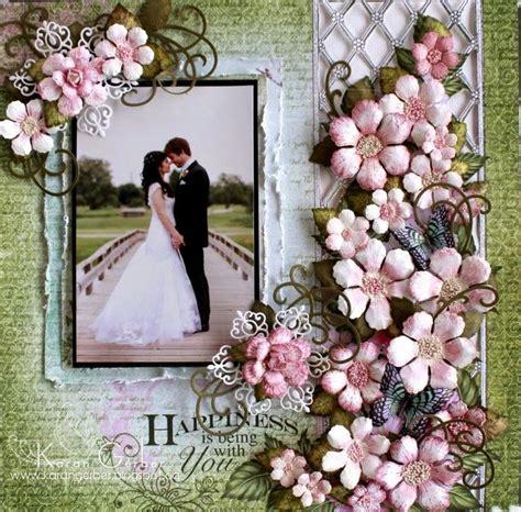 Wedding Album Scrapbook Layouts by Best 10 Wedding Scrapbook Pages Ideas On